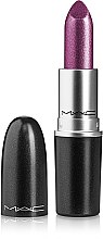 Духи, Парфюмерия, косметика Губная помада - M.A.C Metallic Lips Lipstick (тестер)
