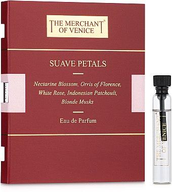 The Merchant Of Venice Suave Petals - Парфюмированная вода (пробник)