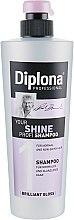 """Духи, Парфюмерия, косметика Шампунь для тусклых волос """"Ваш профессиональный блеск"""" - Diplona Professional Shine Shampoo"""