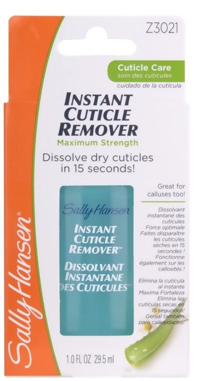Гель для удаления кутикул - Sally Hansen Instant Cuticle Remover Maximum Strength