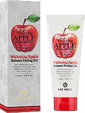 Духи, Парфюмерия, косметика Пилинг-гель для лица с экстрактом яблока - Pax Moly Whitening Apple Balance Peeling Gel
