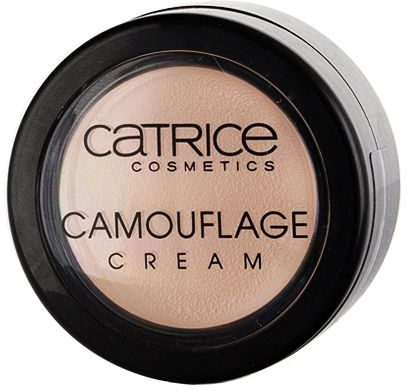 Маскирующие средство - Catrice Camouflage Cream