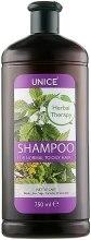 Духи, Парфюмерия, косметика Шампунь для нормальных и жирных волос - Unice Herbal Therapy Shampoo
