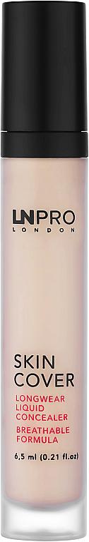 Консилер для лица - LN Pro Skin Cover Longwear Liquid Concealer