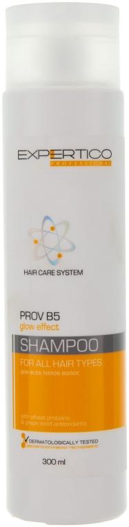 Шампунь для всех типов волос - Tico Professional Expertico Shampoo