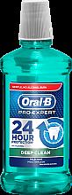 Духи, Парфюмерия, косметика Ополаскиватель полости рта - Oral-B Pro-Expert Deep Clean