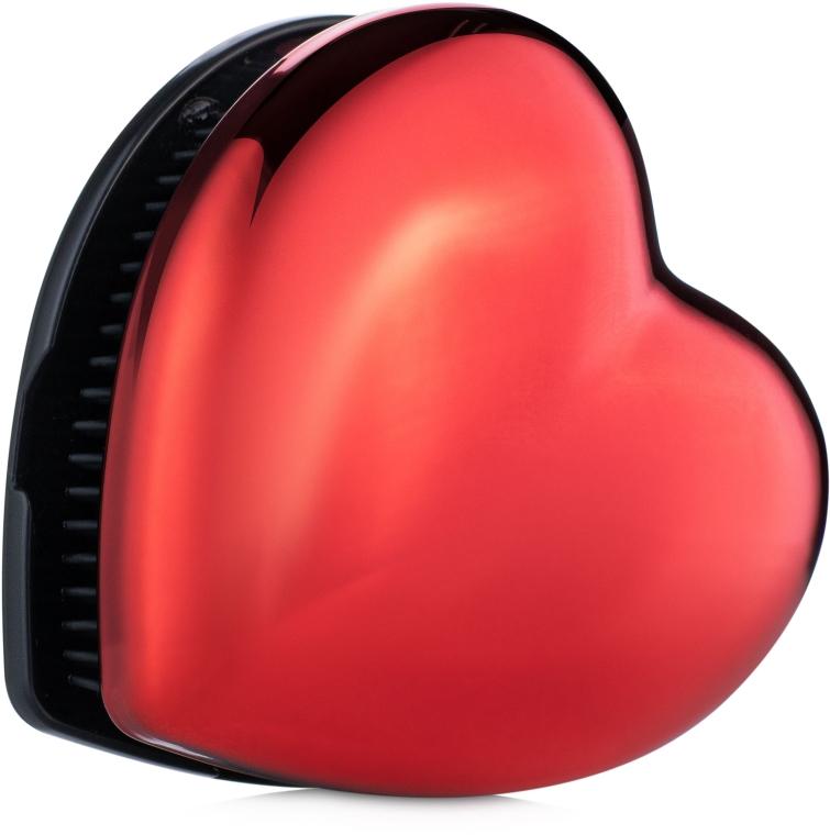 Массажная щетка для влажных волос «Сердце» - Titania