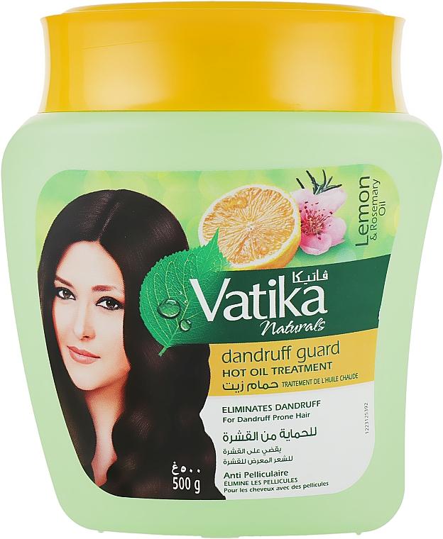 Маска для волос от перхоти - Dabur Vatika Dandruff Guard Hair Mask Treatment Cream