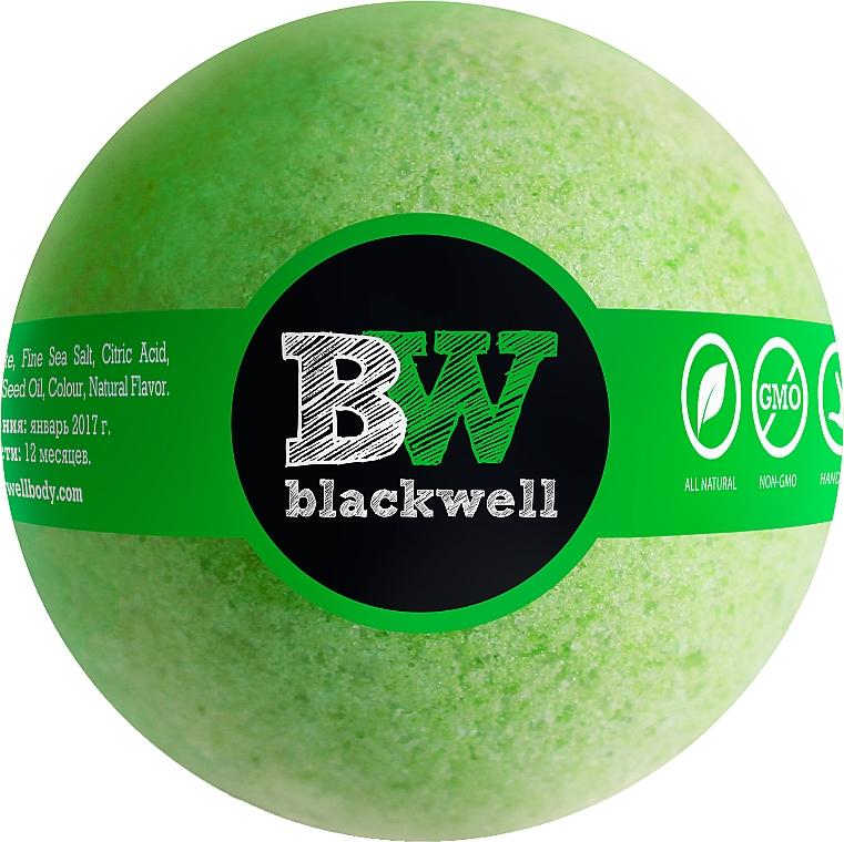 "Бомбочка для ванны ""Яблоко"" - Blackwell Bath Bomb Apple"