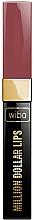 Духи, Парфюмерия, косметика Жидкая матовая помада для губ - Wibo Million Dollar Lips