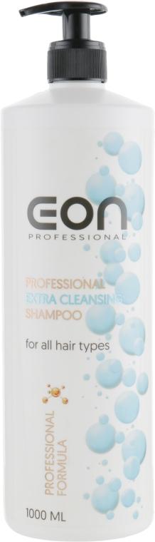 Шампунь для волос - EON Professional Extra Cleansing