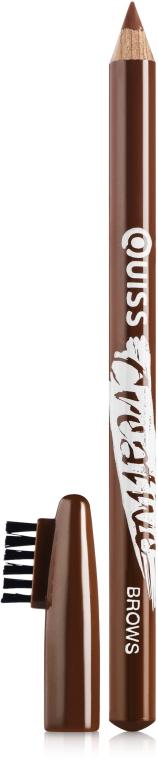 Карандаш для бровей - Quiss Creative Brows