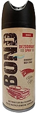 Духи, Парфюмерия, косметика Дезодорант - Bond Retro Style Deo Spray