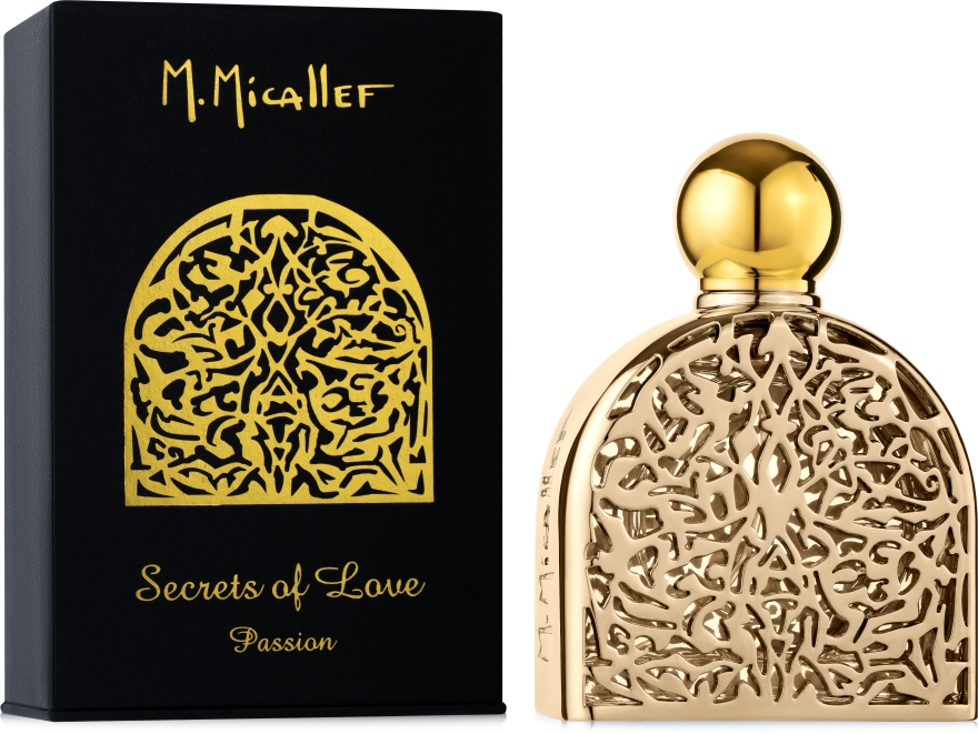 M. Micallef Secrets of Love Passion - Парфюмированная вода