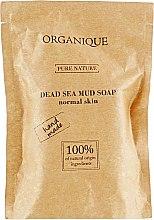 Духи, Парфюмерия, косметика Органическое твёрдое мыло с грязью мёртвого моря для нормальной кожи - Organique Pure Nature