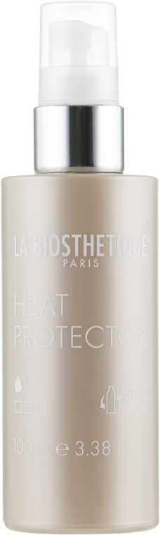 Разглаживающий спрей с термозащитой - La Biosthetique Heat Protector