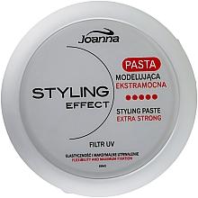 Духи, Парфюмерия, косметика Моделирующая паста для волос - Joanna Styling Effect Styling Paste Extra Strong
