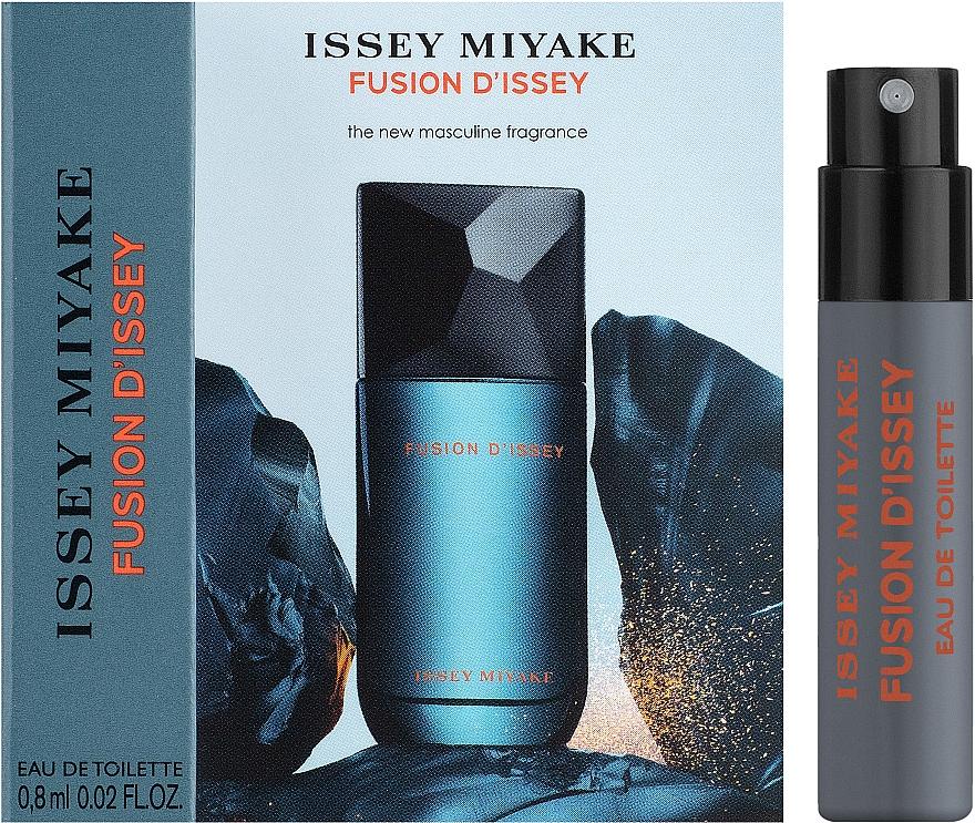 Issey Miyake Fusion Issey - Туалетная вода (пробник)