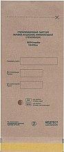Духи, Парфюмерия, косметика Крафт-пакеты для стерилизации с индикатором, 100х250 мм - Медтест