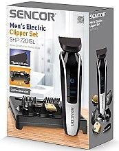 Парфумерія, косметика Машинка для підстригання волосся SHP 7201SL - Sencor