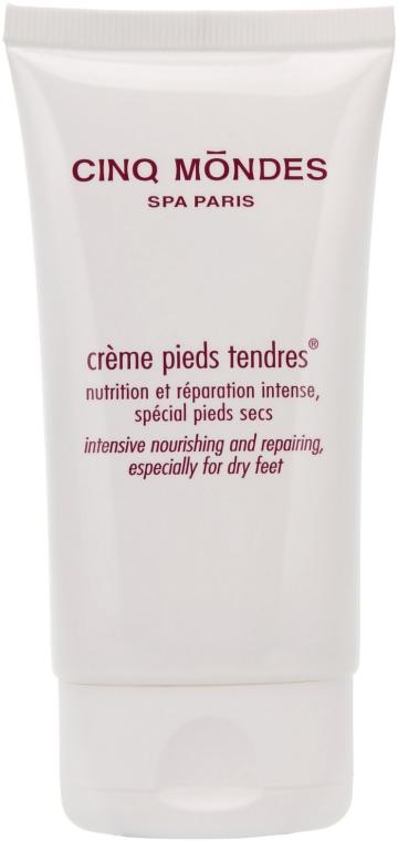 Крем для ніг - Cinq Mondes Creme Pieds Tendres — фото N2