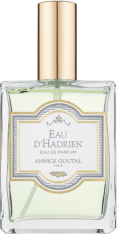 Annick Goutal Eau d'Hadrien - Парфюмированная вода (тестер с крышечкой)