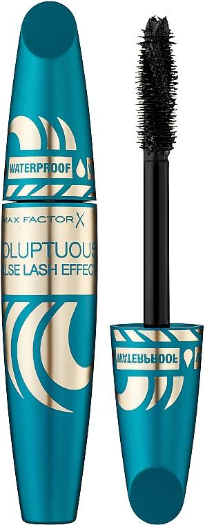 Водостойкая тушь для ресниц - Max Factor Voluptuous False Lash Effect Mascara Waterproof