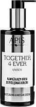 Духи, Парфюмерия, косметика Увлажняющий крем для рук - APIS Professional Together 4 Ever Hand Cream