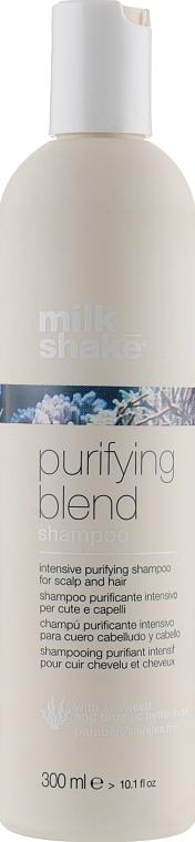 Интенсивный очищающий шампунь от перхоти - Milk Shake Purifying Blend Shampoo