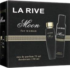 Духи, Парфюмерия, косметика La Rive Moon - Набор (edp/75ml + deo/150ml)