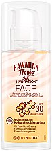Духи, Парфюмерия, косметика Солнцезащитный крем для лица - Hawaiian Tropic Silk Hydration Face With SPF 30