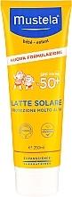 Духи, Парфюмерия, косметика Солнцезащитное молочко для тела - Mustela Bebe Very High Protection Sun Milk SPF50+