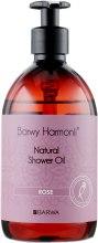 Духи, Парфюмерия, косметика Масло для душа с розой - Barwa Harmony Oil Shower Rose