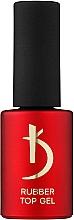 Духи, Парфюмерия, косметика Каучуковое верхнее покрытие - Kodi Professional Miracle Rubber Top Gel
