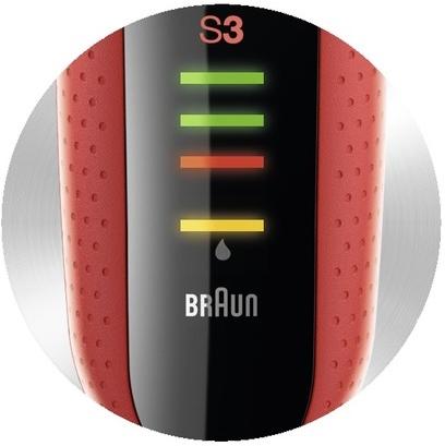 Електична бритва - Braun Series3 3050cc r — фото N2
