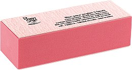 Духи, Парфюмерия, косметика Баф двухсторонний для полирования ногтей, розовый - Peggy Sage 2-Way Nail Block