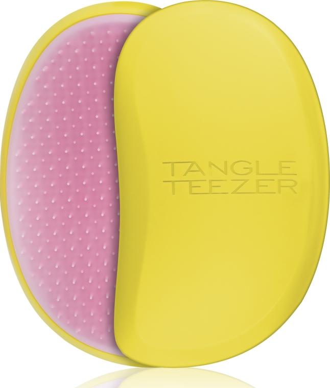 Расческа для волос - Tangle Teezer Salon Elite Lemon Sherbet — фото N1