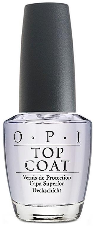 Закрепляющие верхнее покрытие - O.P.I Top Coat
