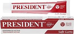 """Лечебная зубная паста """"Active Clinical"""" - PresiDENT  — фото N1"""