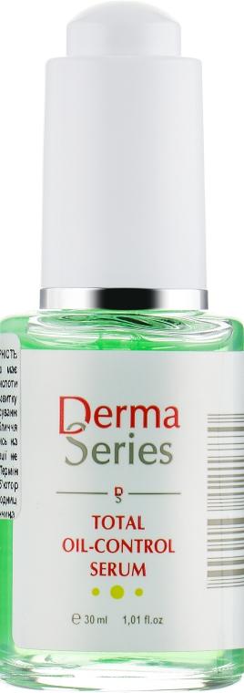 Сыворотка контролирующая жирность кожи - Derma Series Total Oil-Control Serum