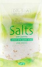 Духи, Парфюмерия, косметика Соль Мертвого моря с жасмином - Dr. Sea Salt