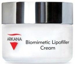 Духи, Парфюмерия, косметика Биомиметический ночной крем - Arkana Biomimetic Lipofiller Cream