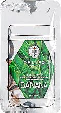 Духи, Парфюмерия, косметика Маска-кондиционер 2в1 для укрепления волос с экстрактом банана - Dallas Cosmetics Banana Mask (пробник)