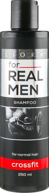 Шампунь для нормальных волос - Velta Cosmetic For Real Men Crossfit Shampoo