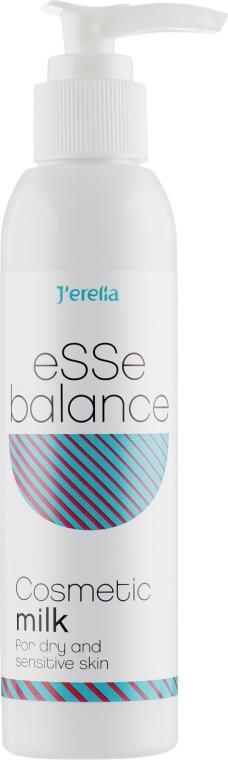 Косметическое молочко для сухой и чувствительной кожи - J'erelia Esse Balance