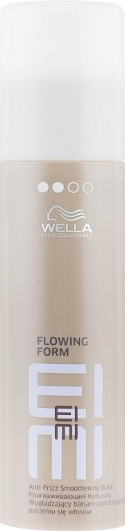 Бальзам для укладки волос - Wella Professionals EIMI Flowing Form Anti-Frizz Smoothing Balm