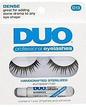 Духи, Парфюмерия, косметика Набор - Duo Lash Kit Professional Eyelashes Style D13 (glue/2,5g + eye/l2pcs)