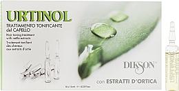 Духи, Парфюмерия, косметика Ампульное средство против жирности кожи головы и себореи - Dikson Urtinol