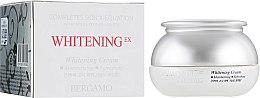 Духи, Парфюмерия, косметика Осветляющий крем для лица с Арбутином и Гиалуроновой кислотой - Bergamo Whitening EX Cream