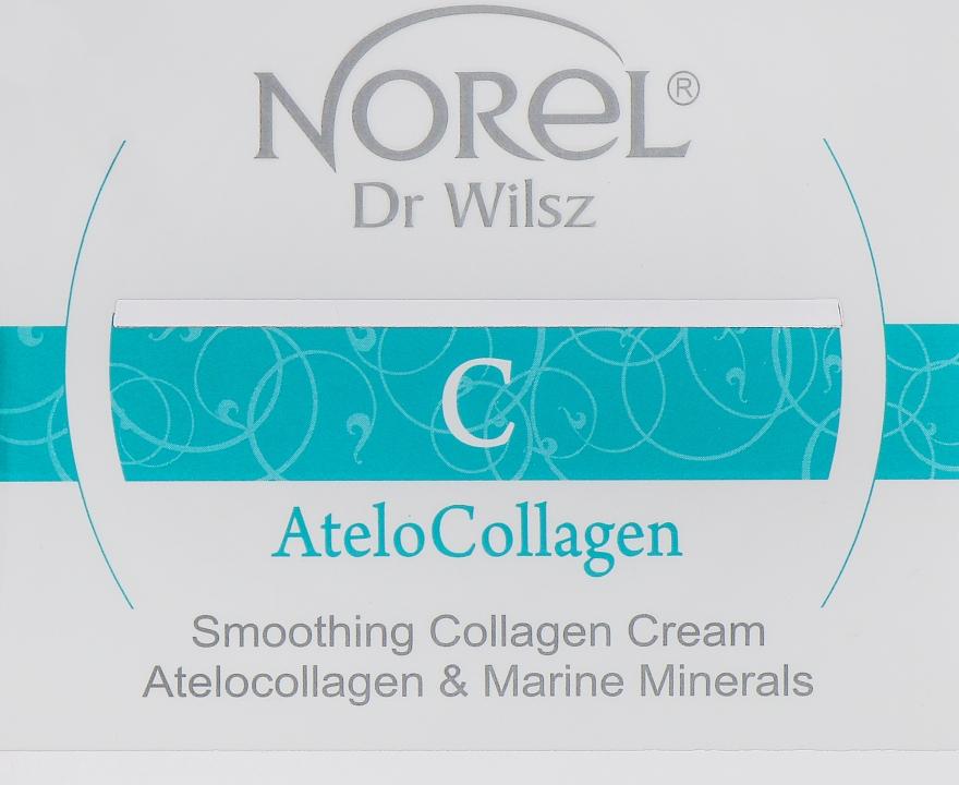 Разглаживающий морщины крем с коллагеном - Norel AteloCollagen Smoothing Collagen Cream